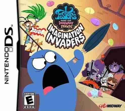Descargar Fosters Home For Imaginary Friends Imagination Invaders [English] por Torrent